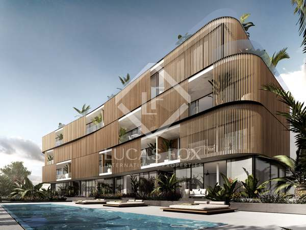 Appartement de 104m² a vendre à Ibiza ville avec 71m² terrasse