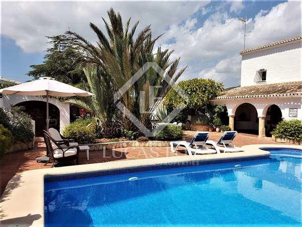 330m² House / Villa for sale in Jávea, Costa Blanca