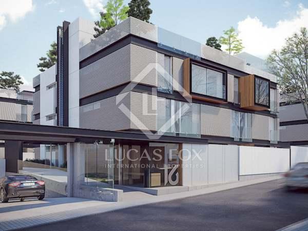 Penthouse with 181 m² terrace for sale in Puerta de Hierro