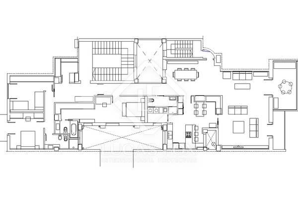 247m² Apartment for sale in El Pla del Remei, Valencia