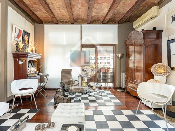 Appartement van 130m² te koop in Eixample Links, Barcelona