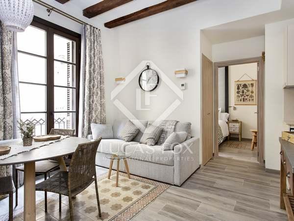 Appartement van 61m² te huur in El Born, Barcelona
