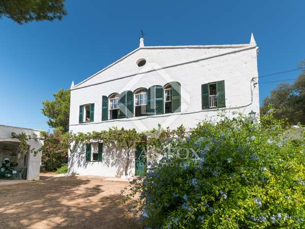 1,318m² Country house for sale in Ciudadela, Menorca
