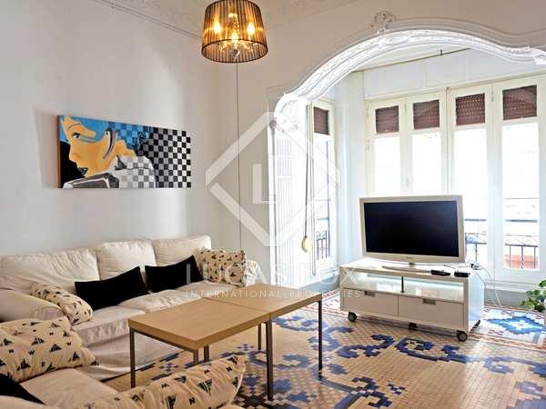120 m² apartment for sale in Ruzafa, Valencia