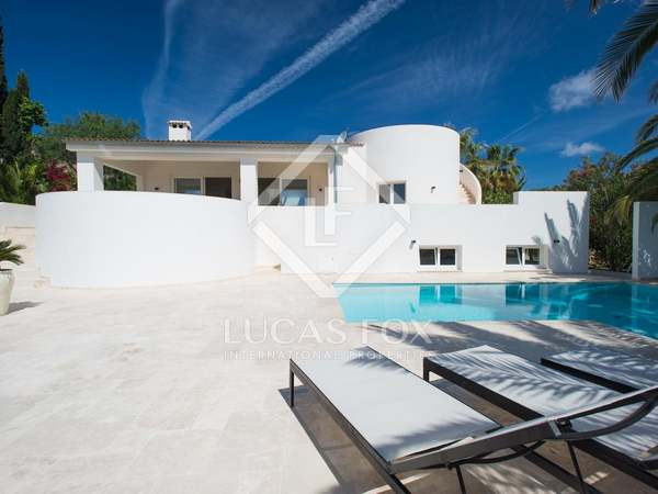 5-bedroom designer villa for sale in Santa Ponsa, Mallorca