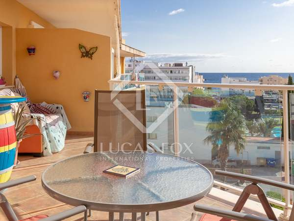 110m² Apartment with 23m² terrace for sale in Santa Eulalia