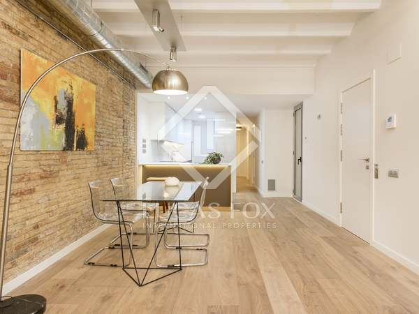 121m² Apartment for rent in Poblenou, Barcelona