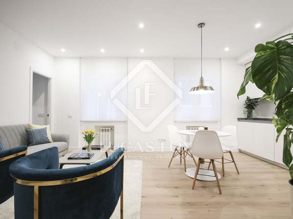 101 m² apartment for sale in Goya, Madrid