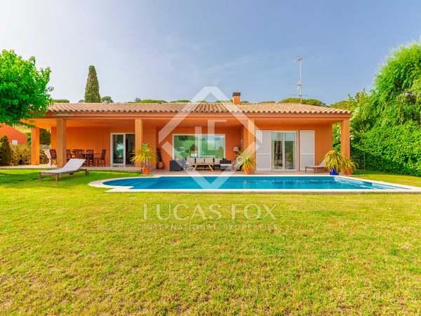 Huis / Villa van 264m² te koop in S'Agaró, Costa Brava