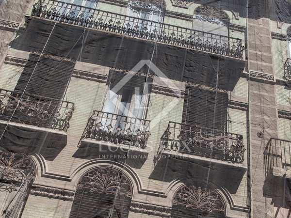 Edificio histórico en venta en el casco antiguo de Valencia
