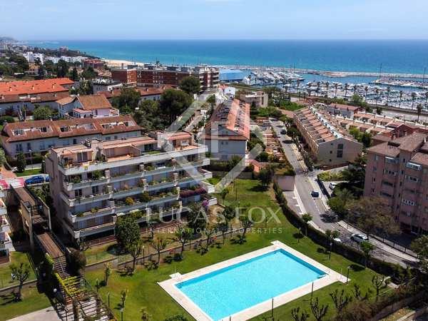 196m² Apartment with 40m² terrace for sale in Sant Andreu de Llavaneres
