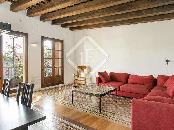 160 m² apartment for rent in Eixample Right, Barcelona