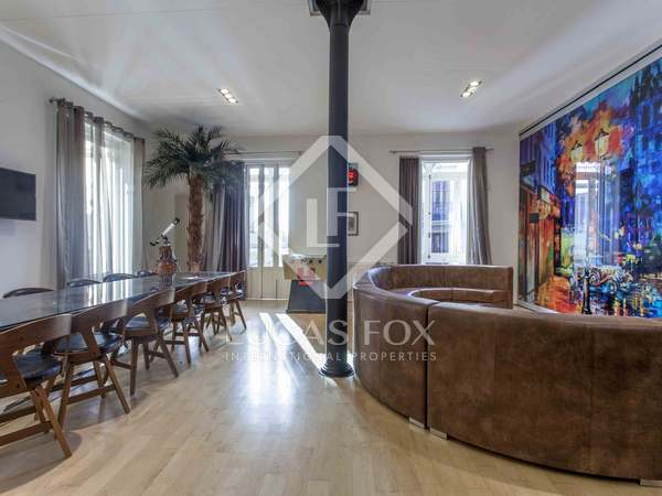 178 m² apartment for sale in El Mercat, Valencia