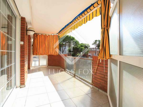 70m² Apartment with 2,000m² garden for rent in La Pineda