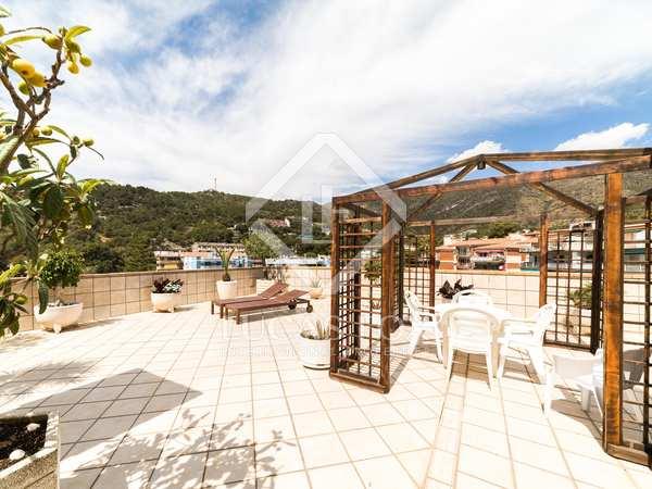 Appartement de 85m² a vendre à Montemar avec 130m² terrasse