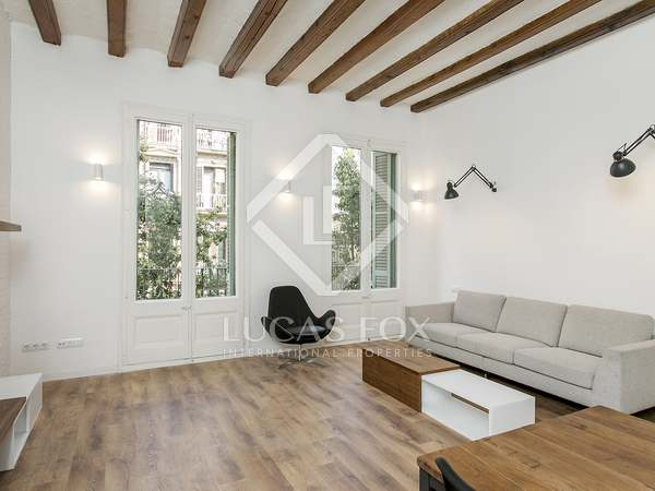 110 m² apartment for rent in Eixample Right, Barcelona