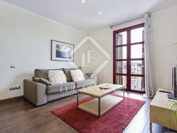 Appartement de 80m² a louer à Eixample Droite avec 7m² terrasse
