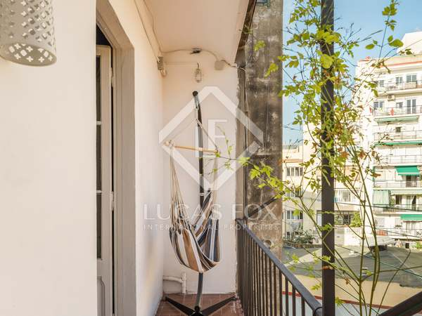 50m² Apartment with 6m² terrace for sale in Sants
