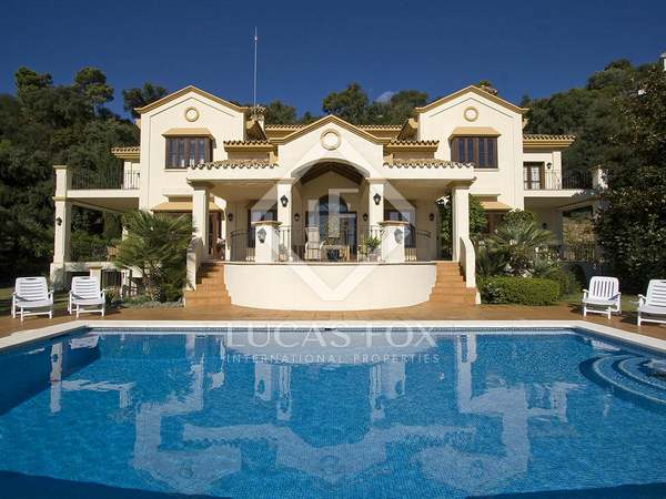 Huis / Villa van 389m² te koop met 144m² terras in La Zagaleta