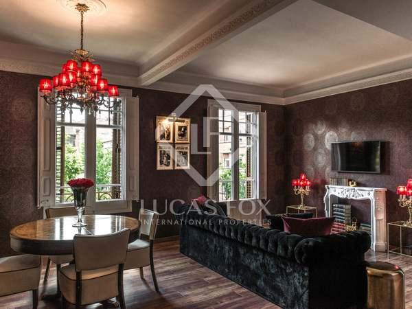 Wonderful apartment for rent in Sant Gervasi - Galvany - Lucas Fox