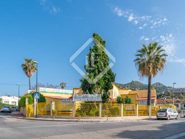 1,219m² Building with 150m² terrace for sale in East Málaga