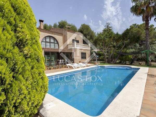 Casa de 499 m² en venta en La Cañada, Valencia