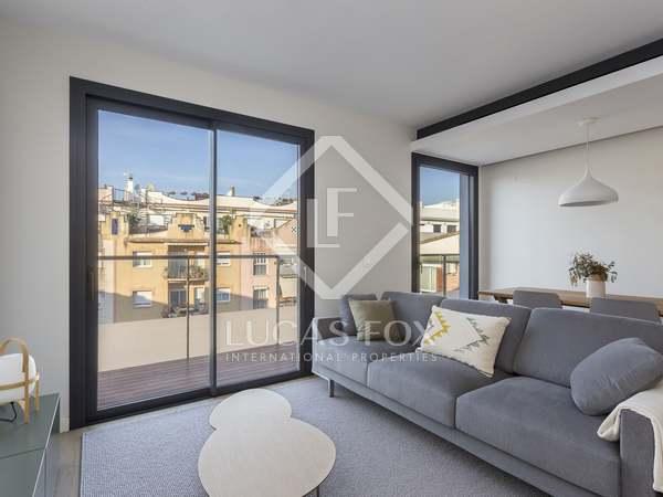 Appartement van 90m² te koop met 51m² terras in Sitges Town
