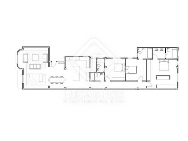 203m² Apartment for sale in El Pla del Remei, Valencia