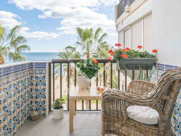 85m² Apartment with 17m² terrace for sale in Centro / Malagueta