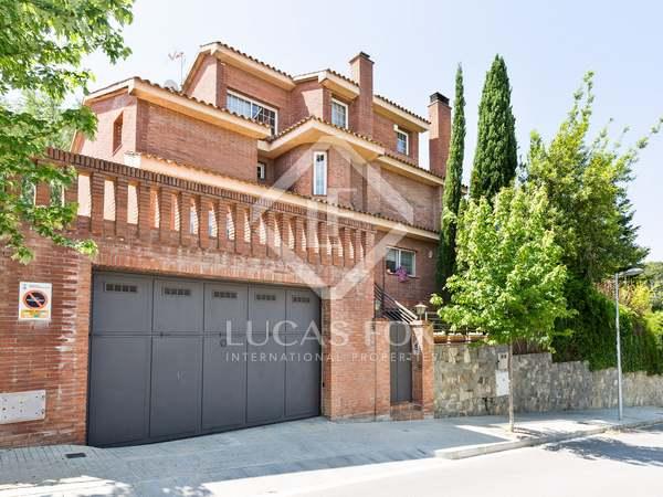 Casa / Villa de 450m² en venta en Sant Cugat, Barcelona