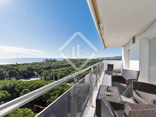 Appartement van 107m² te huur met 15m² terras in Gavà Mar