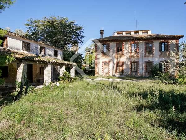 Дом / Вилла 500m², 16,575m² Сад на продажу в Dénia