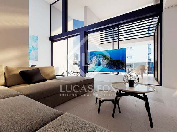 151m² Apartment with 46m² terrace for sale in Playa San Juan