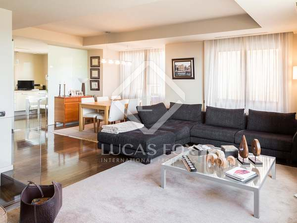 Renovated house to rent in Barcelona Zona Alta