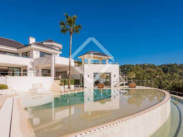 Wonderful villa for sale in La Zagaleta, Marbella