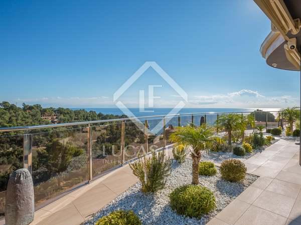 449m² villa for sale in a gated community in Tossa de Mar