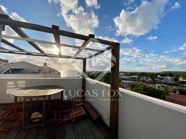 60m² Penthouse for rent in Ciudadela, Menorca