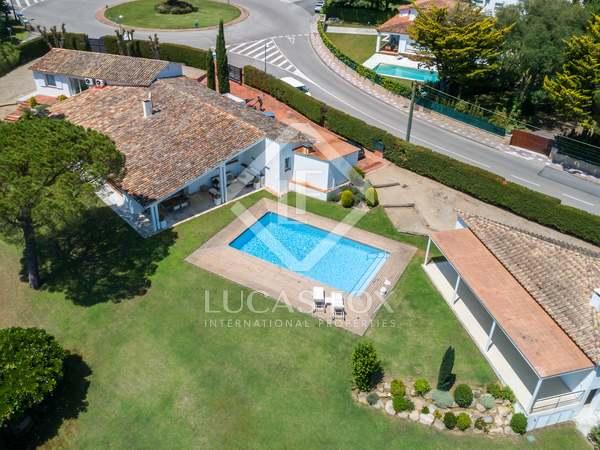Casa / Vila de 421m² with 2,000m² Jardim à venda em Platja d'Aro