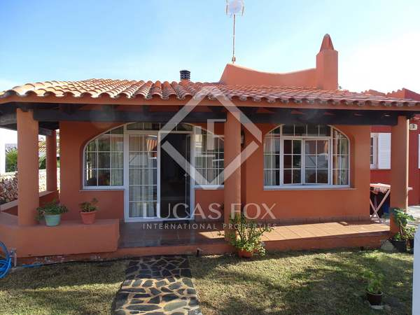 145m² House / Villa for sale in Ciudadela, Menorca