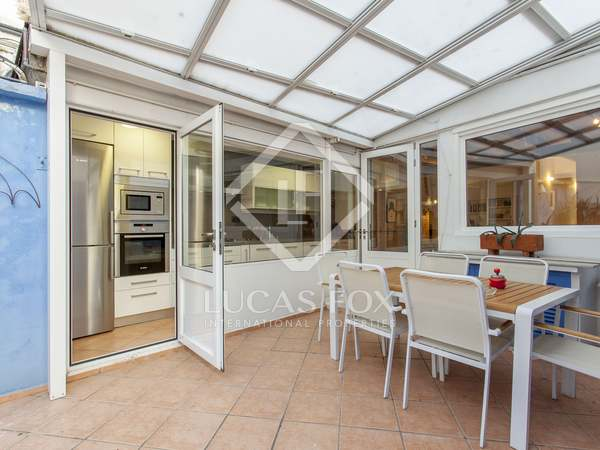 75 m² apartment with 15 m² terrace for sale in Gran Vía
