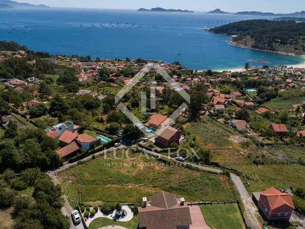 2,195m² Plot for sale in Pontevedra, Galicia