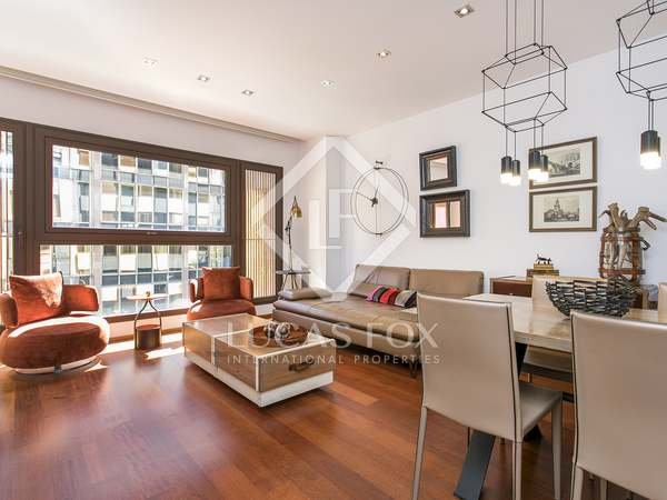 86m² Apartment for sale in Eixample Left, Barcelona