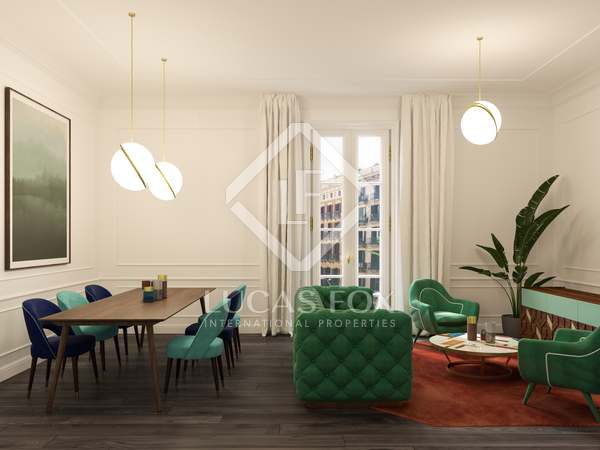 154m² apartment for sale in Eixample Right, Barcelona