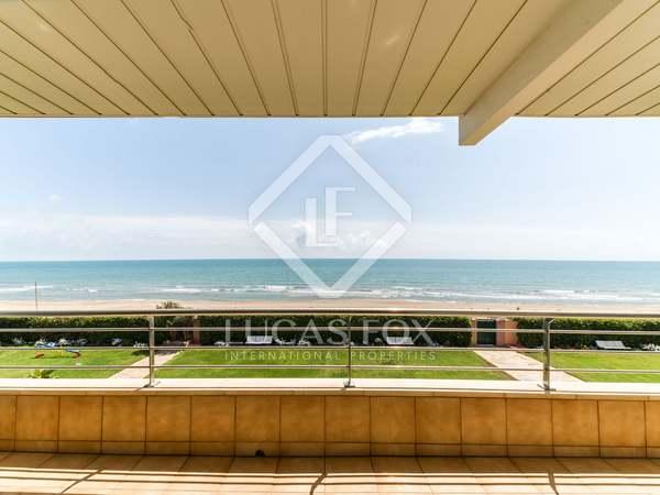 Piso de 83m² con 30m² terraza en alquiler en Gavà Mar