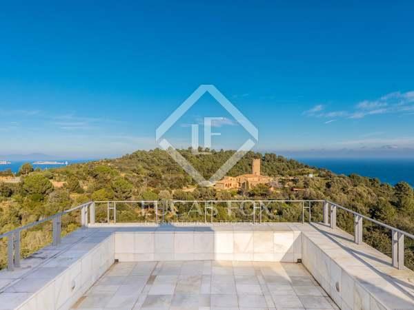Huis / Villa van 200m² te koop in Begur Town, Costa Brava