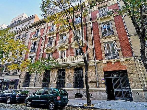 Luxury Duplex apartment for sale in Almagro, Chamberi, Madrid