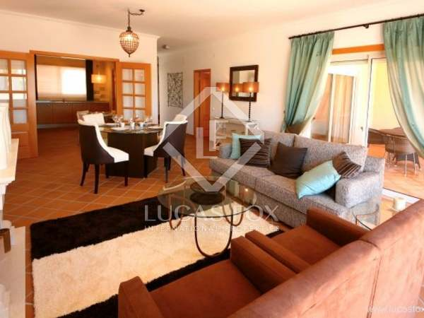 Golf property for sale on Silver Coast Portugal