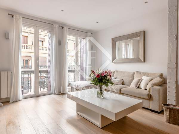112m² Apartment for sale in Goya, Madrid