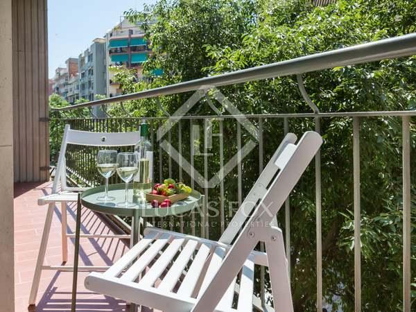 90m² Lägenhet till uthyrning i Eixample Höger, Barcelona