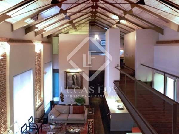 Лофт 243m² на продажу в Justicia, Мадрид